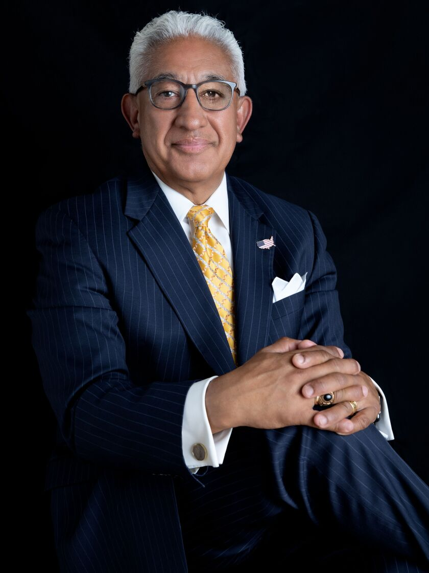Robert D. Ramirez, the new CEO of We Florida Financial