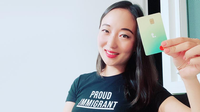 Kristy Kim, founder, TomoCredit