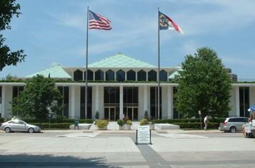 North Carolina legislature's building