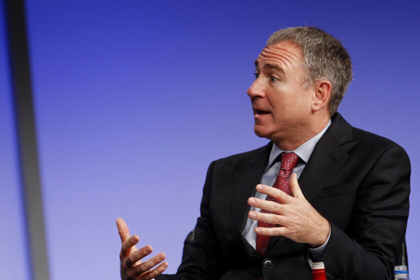 Ken Griffin, 51, made $1.5 billion through his multistrategy funds last year.