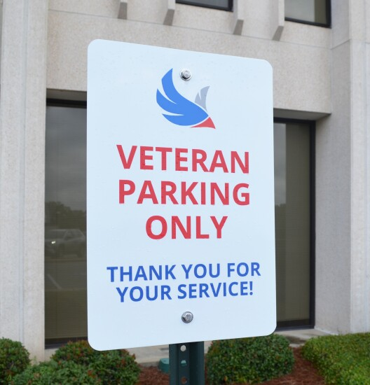 Robins Financial veteran parking - CUJ 110819.jpg