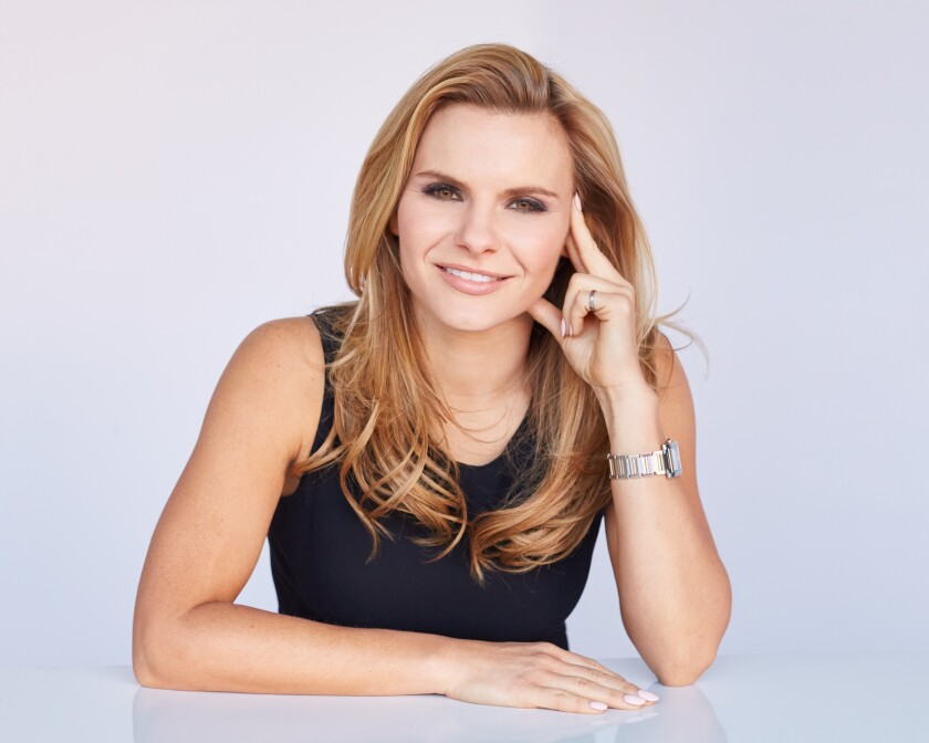 Michele Romanow, co-founder of Clearbanc