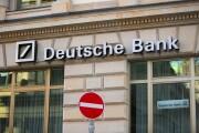 Deutsche Bank branch.