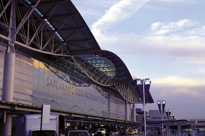 San Francisco International Airport International Terminal