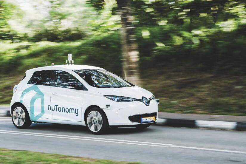 NuTonomycar