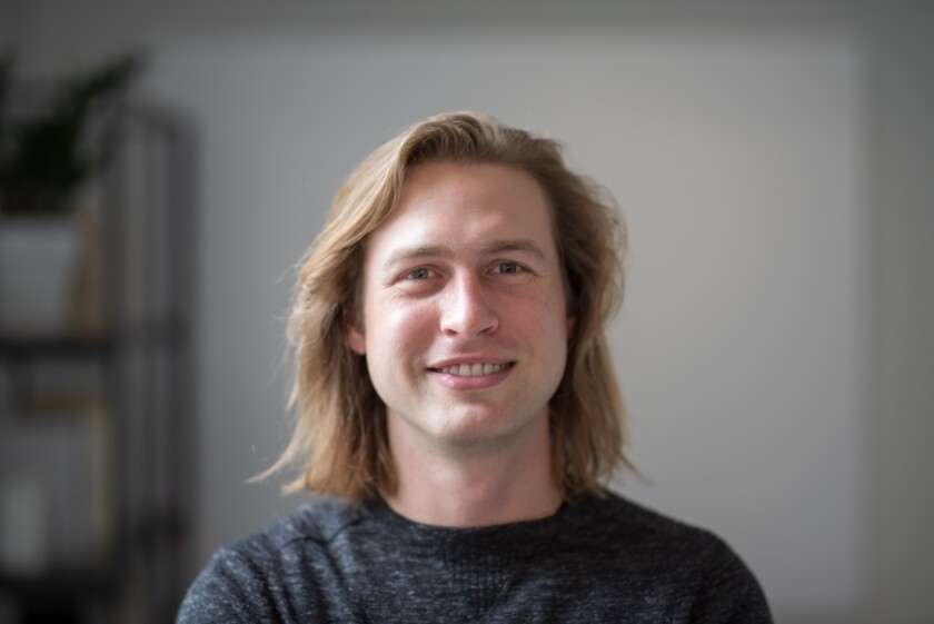 Zach Perret, co-founder and CEO, Plaid