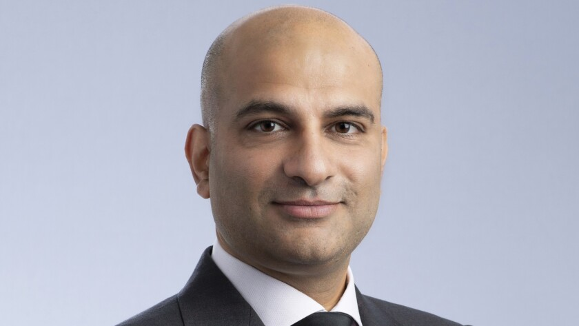 Usman Ahmad, BC Technology Group's chief information officer