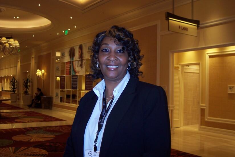 Gloria McClendon, Greater Cleveland Community CU - 2018 directors conference - CUJ 082118.JPG