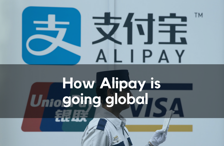 How Alipay is going global