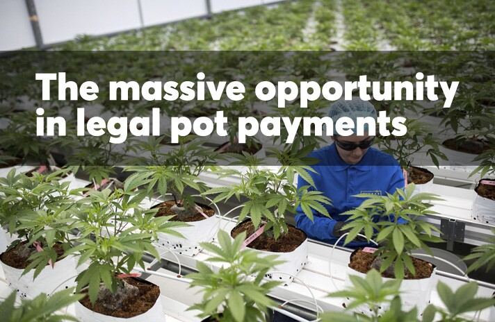 The massive opportunity in legal pot payments