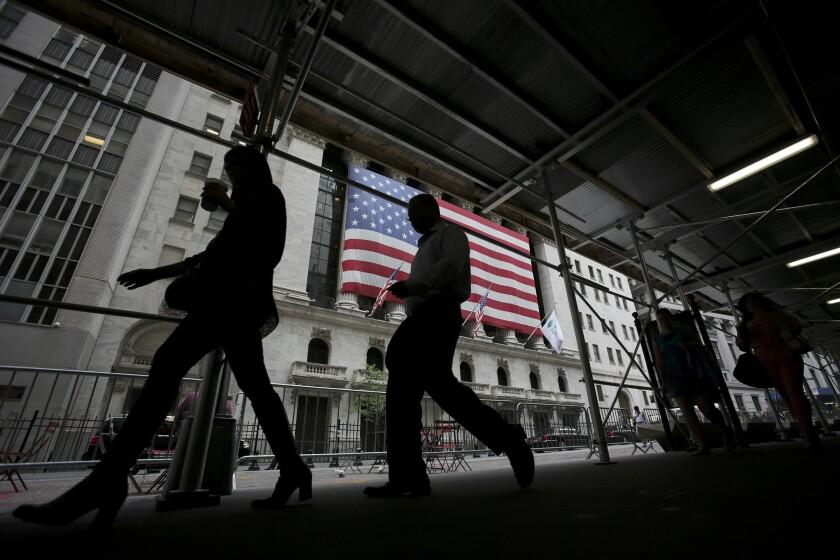 Wall Street Bloomberg