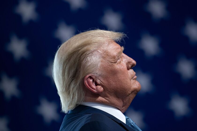 Trump and his advisors have promoted the payroll tax deferral as a boost for workers with the economy still reeling from the coronavirus pandemic a little more than two months before the national election.