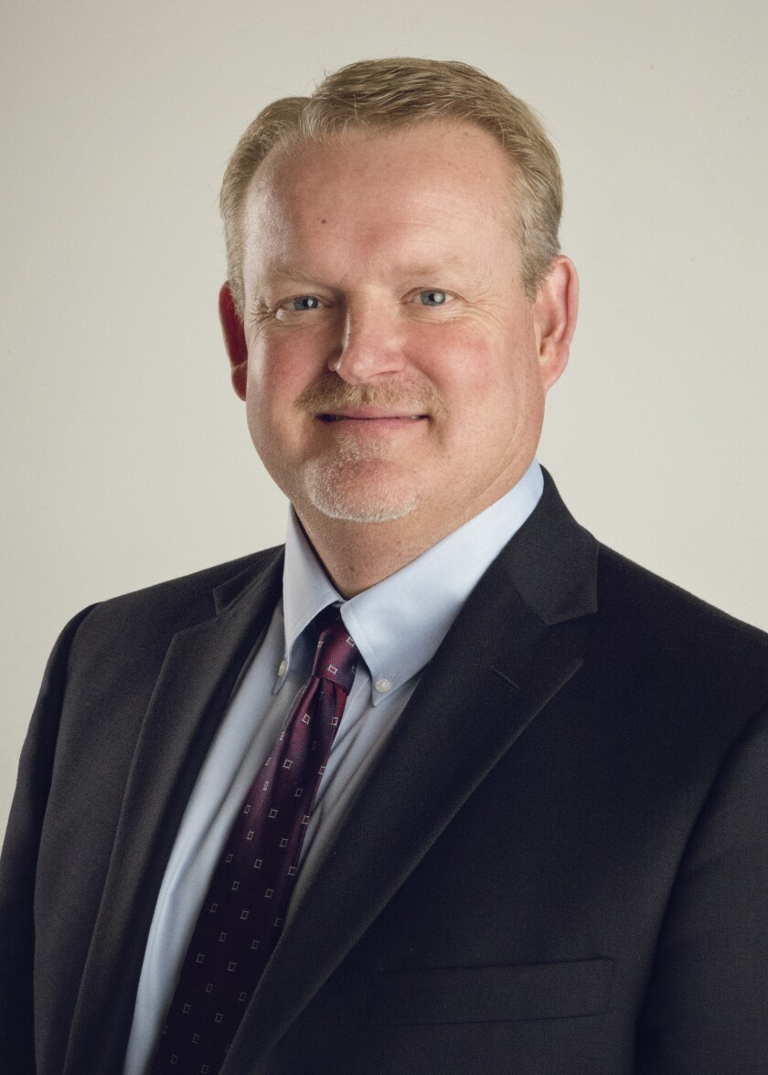 Don Clark, president and CEO of Sound Credit Union