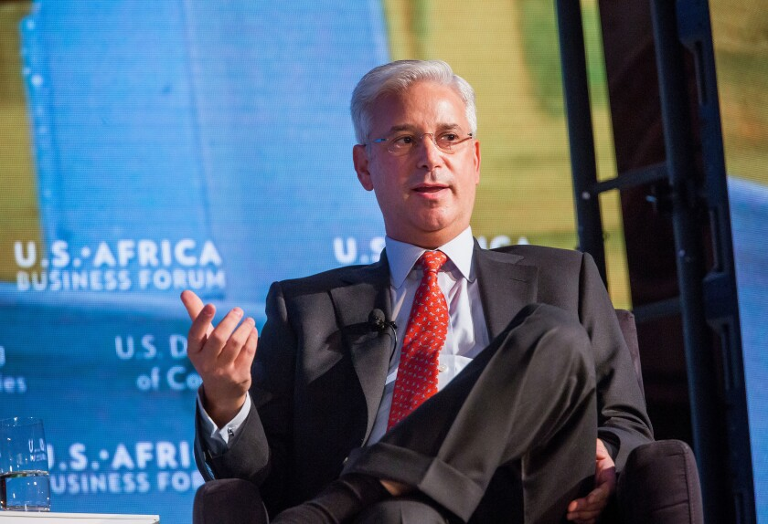 Wells CEO Charles Scharf