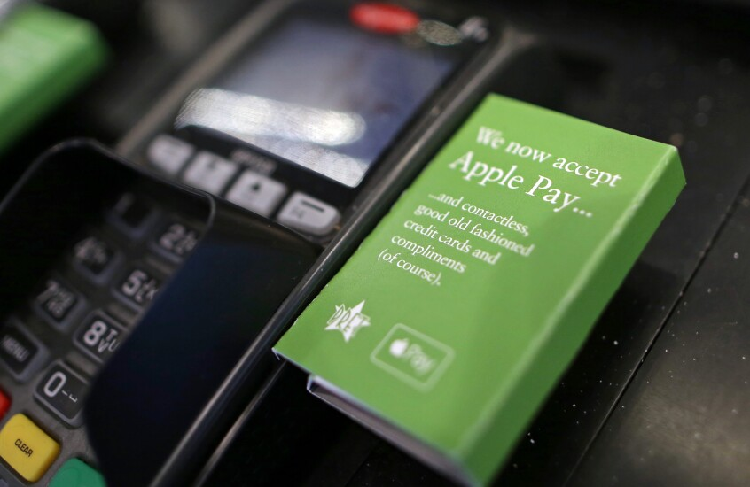 apple pay accepted here