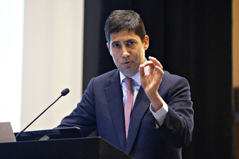 Kevin Warsh, fellow at Stanford's Hoover Institution