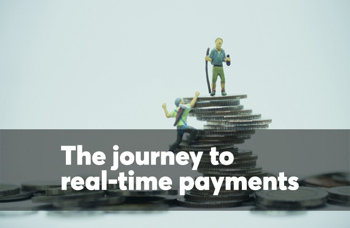 The journey to real-time payments