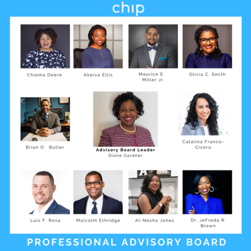 CHIP's professional advisory board