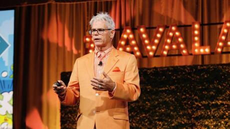 Avalara CEO Scott McFarlane at Crush 2019