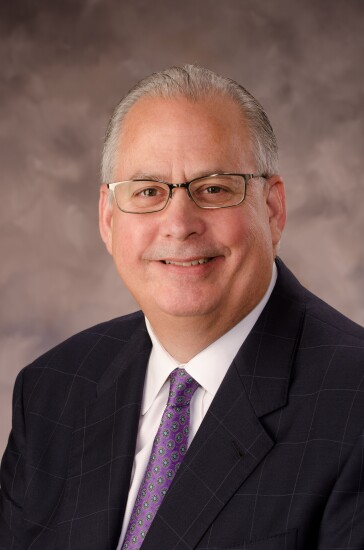 Steven Bradshaw is BOK Financial's president and CEO.