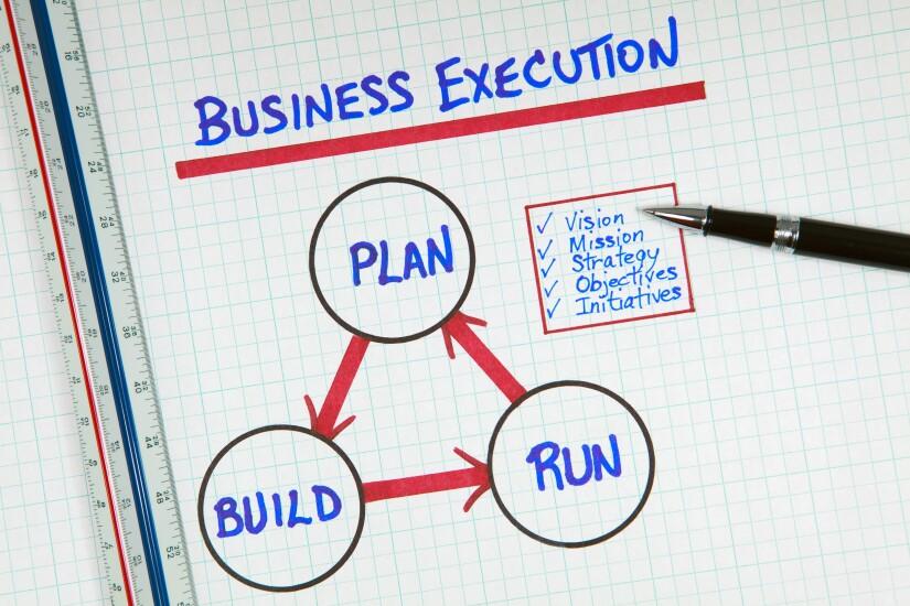Plan execution