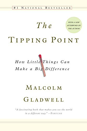 Book cover - Tipping Point