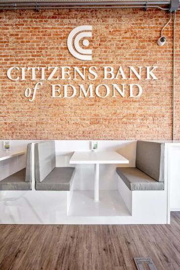 Citizens Bank of Edmond in Oklahoma