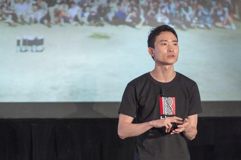 Kyum Kim, co-founder, Blind