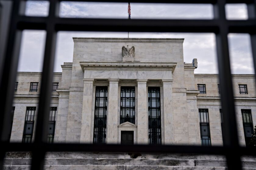 The Fed, Federal Deposit Insurance Corp. and the Office of the Comptroller of the Currency said the change would allow banks to expand their balance sheets to continue lending to customers and businesses feeling the economic effects from the pandemic.