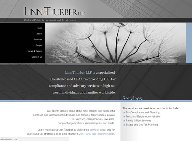 Best Firms - Linn Thurber