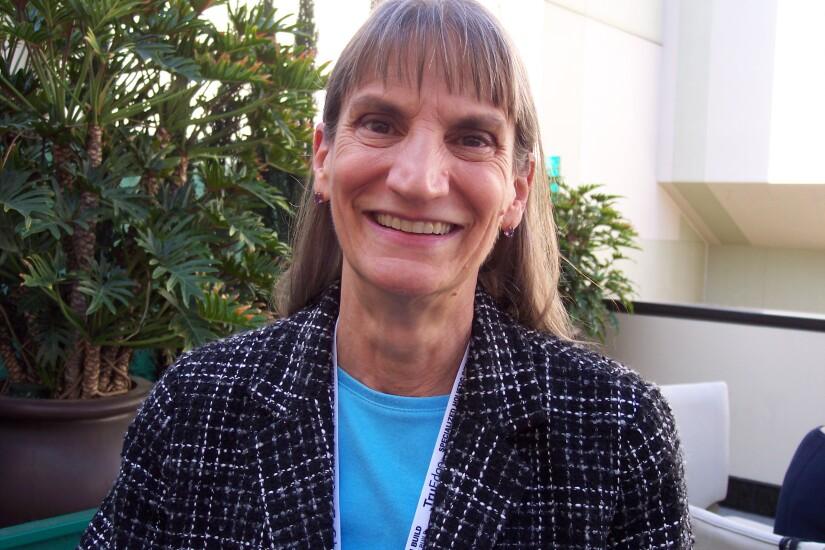 Cindy Glessner, Desert Pacific FCU - CCUL conference 2018 - CUJ 110918.JPG