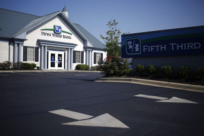 Fifth Third, a $169 billion-asset company based in Cincinnati, says it plans to fight the action brought by the agency.