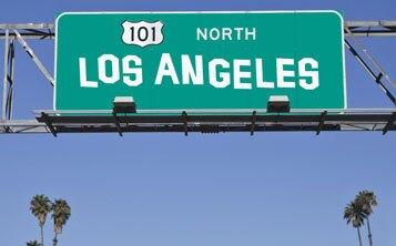 LA-sign