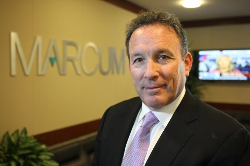 Marcum LLP Chairman and CEO Jeff Weiner