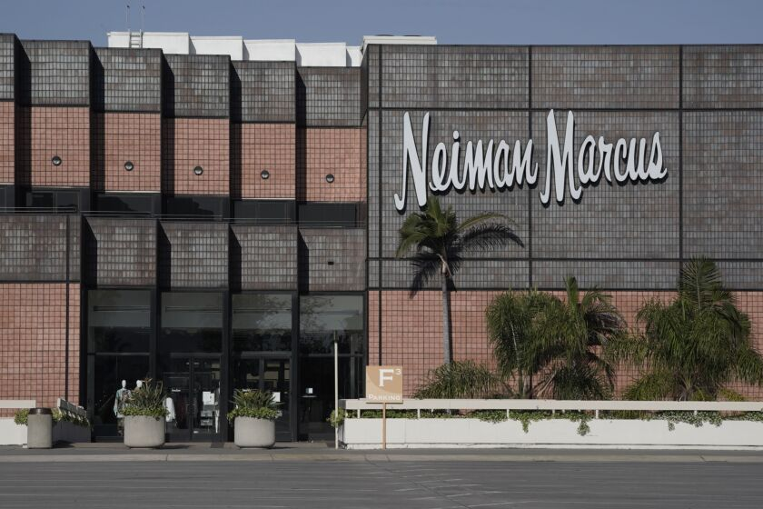 Marble Ridge's involvement with Neiman started in 2018, when the retailer decided to ease its heavy debt load by shuffling some of its most valuable assets.