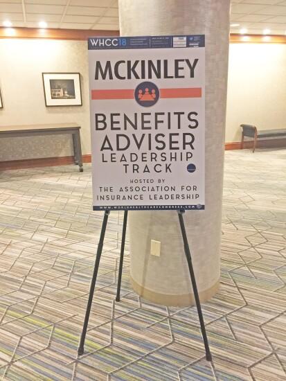 WHCC - Adviser Leadership Track Sign.JPG