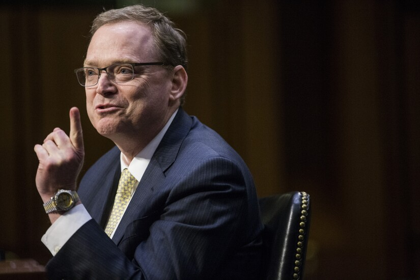 Kevin Hassett, chairman of the Council of Economic Advisers