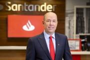 Santander CEO Tim Wennes