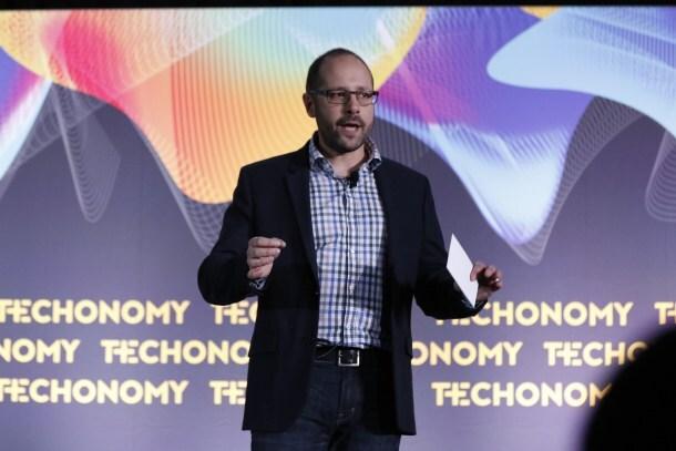 Jonathan Kreindler, CEO of Receptiviti