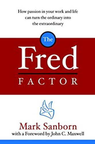 Book cover - Fred Factor
