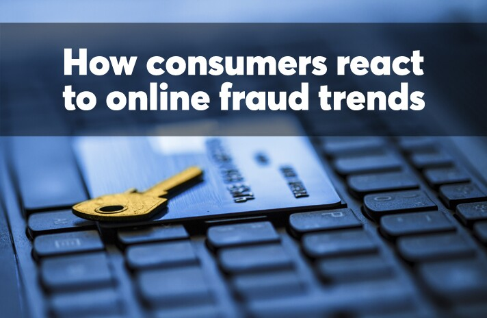 How consumers react to online fraud trends
