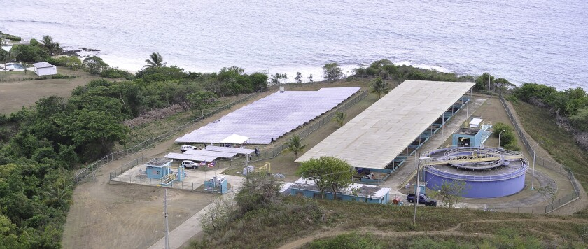 Vieques Wastwater Treatment Plant