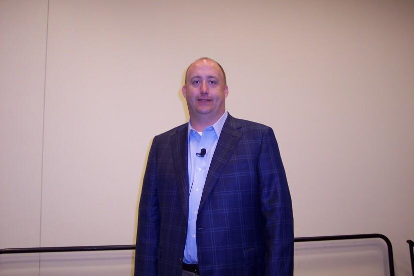 Patrick Goodwin, president of Strategic Resource Management