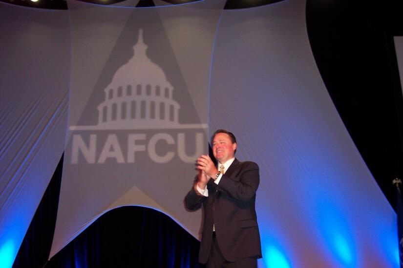 NAFCU President and CEO Dan Berger