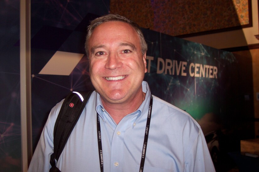 Michael Dougherty, Anheuser Busch Employees CU - CU Direct DRIVE Conference 2018 - CUJ 061318.JPG