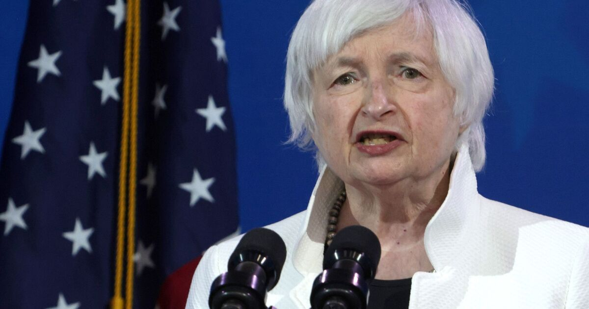 Yellen wins confirmation to become first woman as...