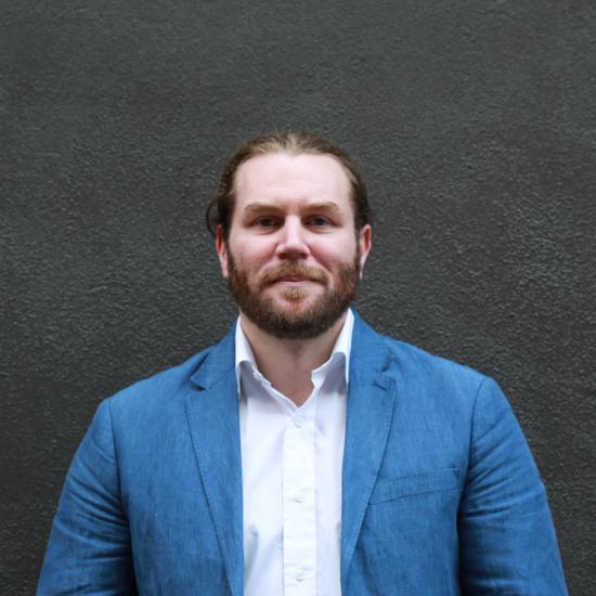 Stuart Sopp, CEO of Current