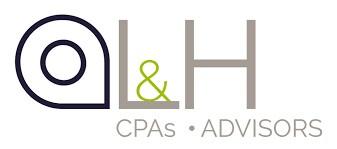 L&H CPAs logo