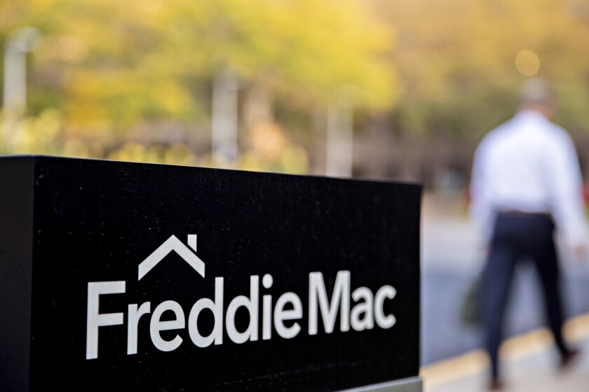 Although Fannie Mae and Freddie Mac are currently equipped to handle an uptick in delinquencies, the mortgage giants are less prepared to do so over the long term, Calabria said.