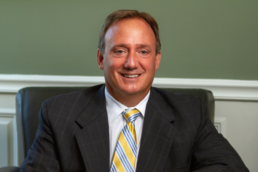 David O'Donnell, Patriot Financial Group